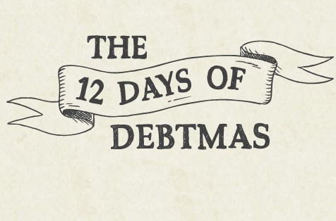 12 Days of Debtmas: From ScotGov website