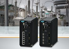 Compact Gigabit IEEE 1588 Ethernet switches for seamless reliability