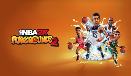 Ball Without Limits in NBA 2K Playgrounds 2: Now Available Worldwide: NBA2K PG2 Art