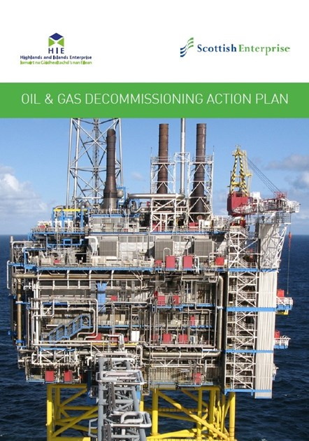 Scotland prepares for significant decommissioning opportunities: O&G Decommissioning Action Plan