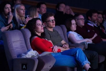 Belmont Filmhouse Audience (c) Abbie Dobson