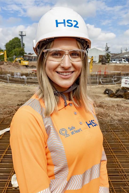 Julia HS2 apprentice 2