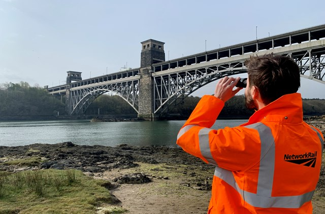 Best laid plans: Network Rail amends bridge refurbishment work after protected birds found nesting in tower: D1B3C0C0-58A7-49EF-9075-B83A39BCAB18