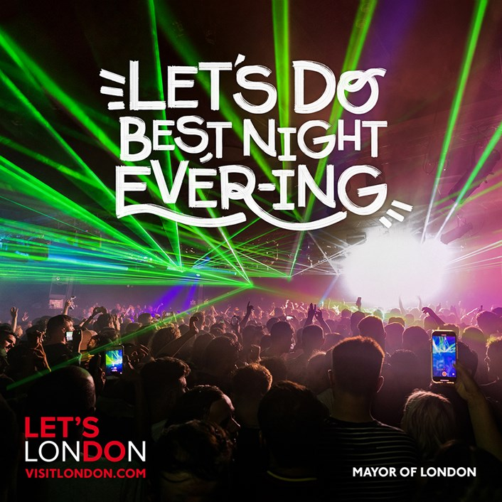 London After Dark: City's world-famous nightlife scene is back in full swing: LDL Lates Shareable 1