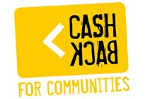 Tougher powers to seize criminal gains: Cashback for Communities - Logo