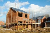 Housing-regeneration-buildingsite-House-Building: iStock - File #444509 - 'building homes' - 27-11-2008