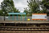10. Llanfairpwll Rail Station