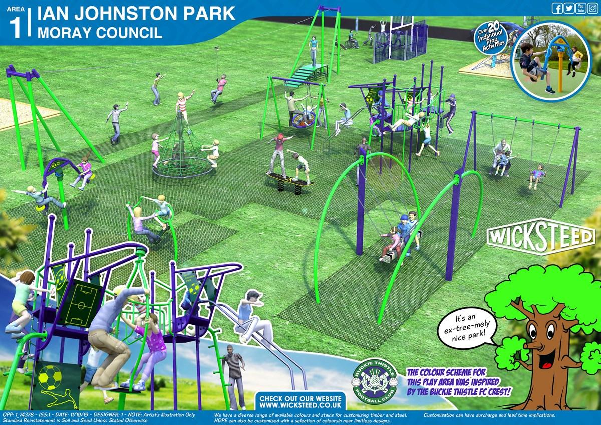 Ian Johnston Park