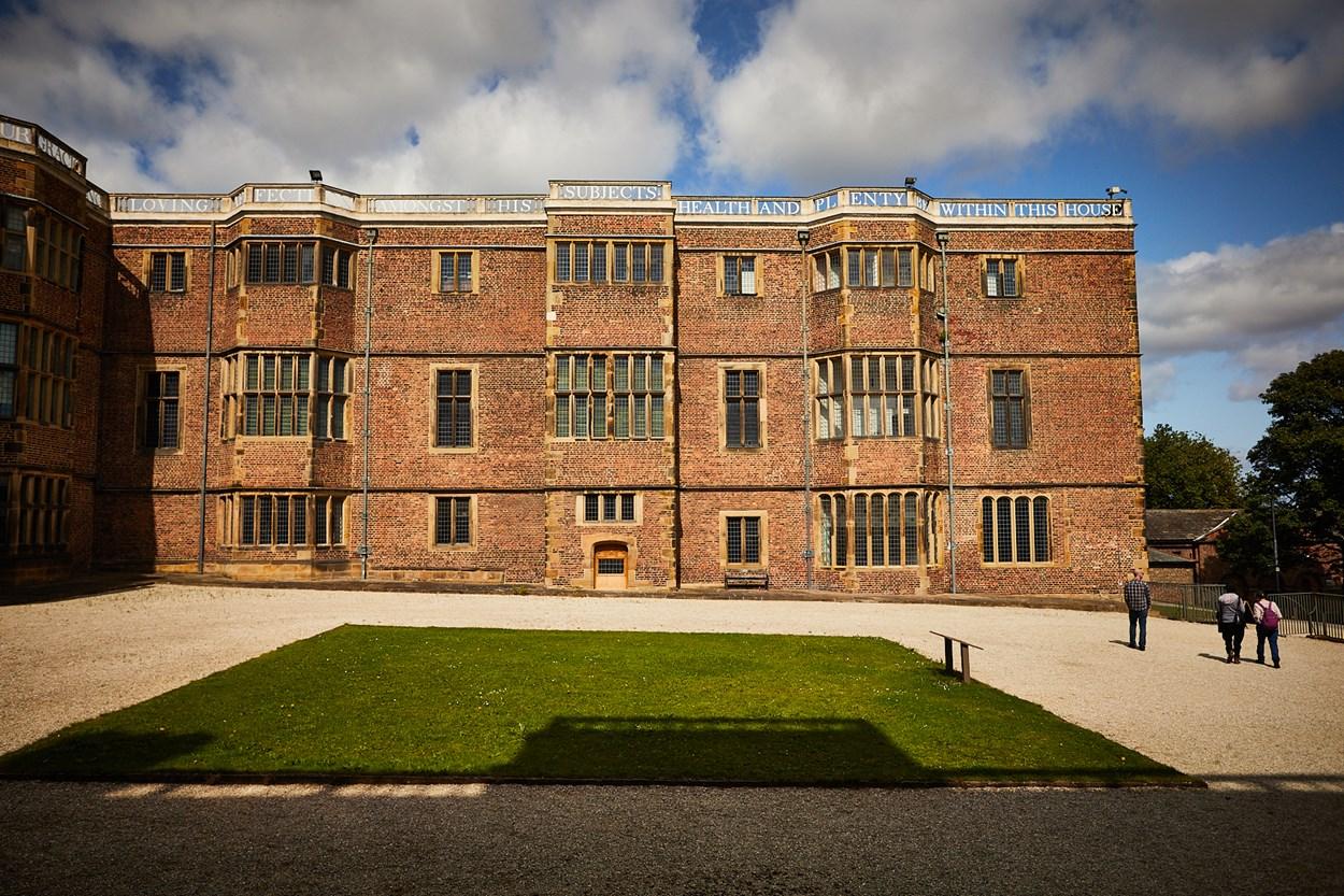 Temple Newsam House: Temple Newsam House in Leeds.