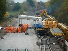 £100m Bromsgrove line upgrade – Nov 2016