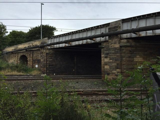 Chowdene Bank railway bridge is to be upgraded (2)