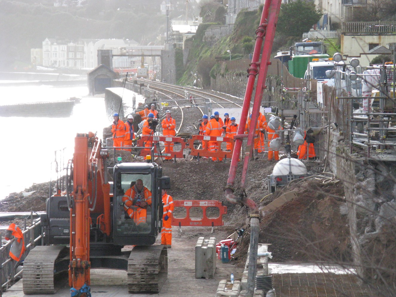Find out more about plans to protect vital railway artery to the South West: Drop in events will take place this autumn
