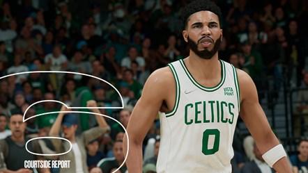 NBA 2K22 Courtside Report 6
