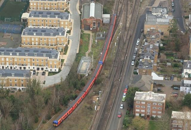 Reminder: Major upgrade of railway around Twickenham means buses for six weekends starting 22 August: Twickenham Junction