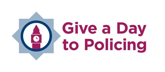 Members of Parliament give a day to policing this summer: 6.4772 NPCC giveadaytopolicing RGB 060818 AW