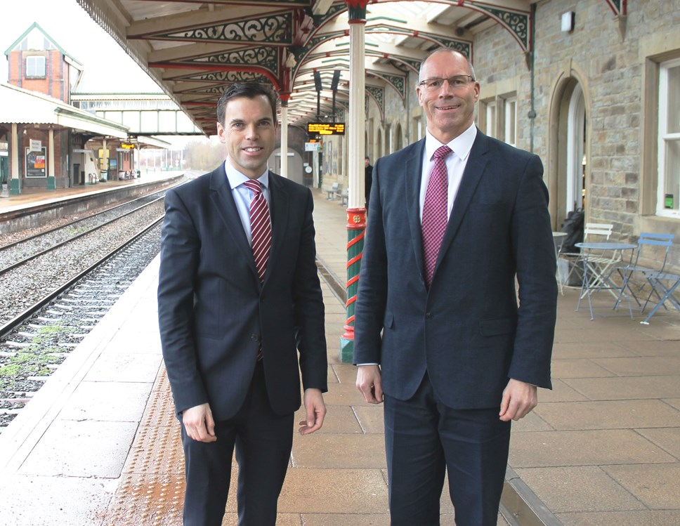 New Transport for Wales Director appointed for North Wales: Ken and Lee