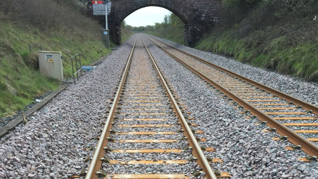 Passengers and freight to benefit from multi-million-pound track upgrades: Bootle Beck track condition October 2020-2