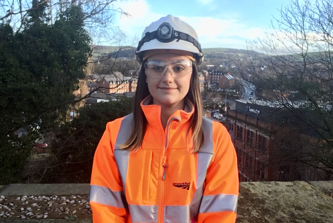 Christmas on track: thousands of Network Rail staff to spend the holiday working on railway upgrades: Lucy Middleton Scheme Project Manager Network Rail