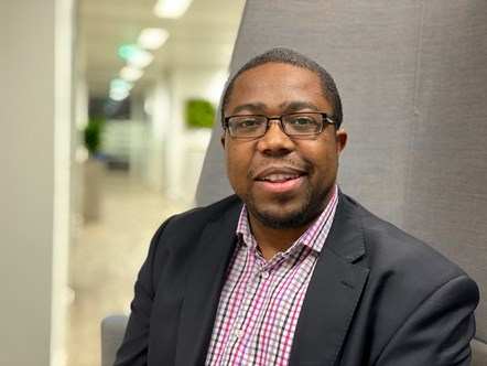 Powering Britain's EVs to our Net Zero future: Alex Audu