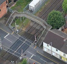 Long Eaton footbridge to close for vital upgrades-2