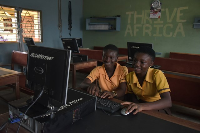 Computers to Africa 1