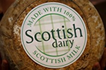 Scottish dairy brand unveiled: Scottish dairy brand unveiled