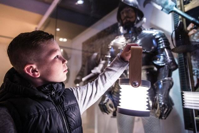 Night at the Museum credit-BBC Scotland
