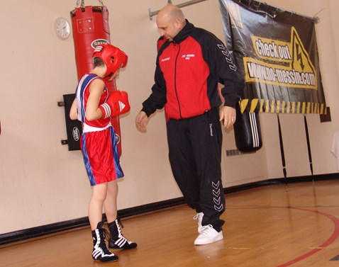 Heart of Portsmouth Boxing Academy - Training