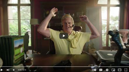 PGA TOUR 2K21 Baller Edition Trailer