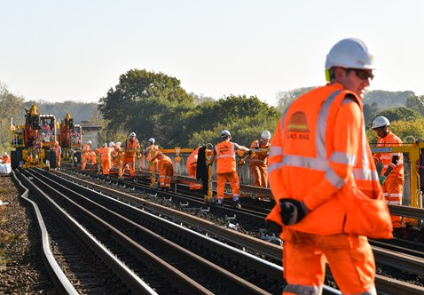 Brighton Mainline Upgrade Ouse Valley Oct 10  (59)