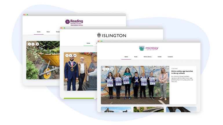 3 Reasons Why Councils Love PRgloo's PR Software: CouncilNewsroomsHeroImage