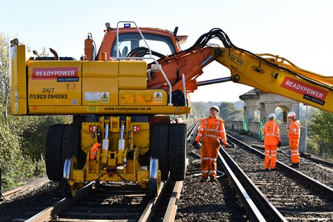Brighton Mainline Upgrade Ouse Valley Oct 10  (16)
