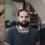 Tom Chapman hairdresser photos1: Tom Chapman, Lions Barbers