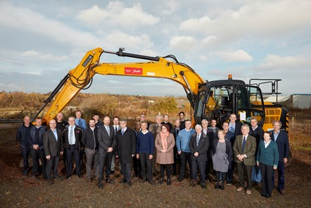 Danfoss Power Solutions to invest in Scotland to build low-carbon global manufacturing facility for Artemis technology: Artemis