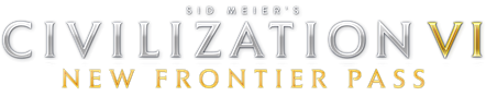 Civilization VI - New Frontier Pass Logo