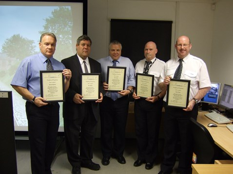 Certified ERTMS trainers