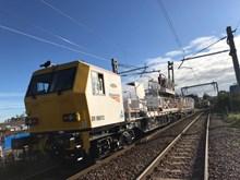 Gospel Oak to Barking wiring train
