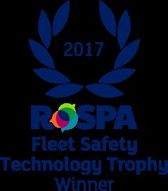 Siemens Gamesa Renewable Energy wins prestigious RoSPA Award: Fleet Safety Technology Trophy Winner 2017