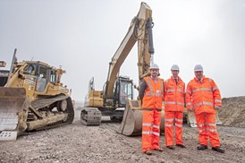 Secretary of State visit marks official start of landmark Oxford to London rail project: Secretary of State visit marks official start of landmark Oxford to London rail project