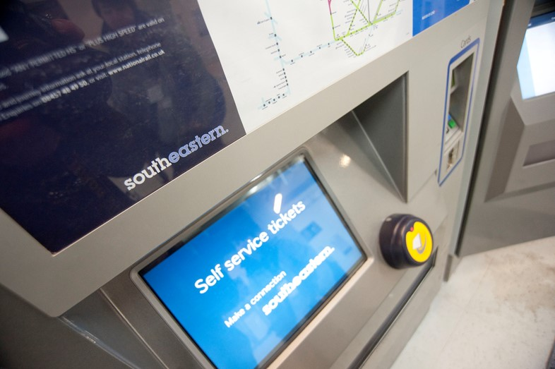 Southeastern introduces Ticket Machine Price Guarantee: Ticket Machines-2