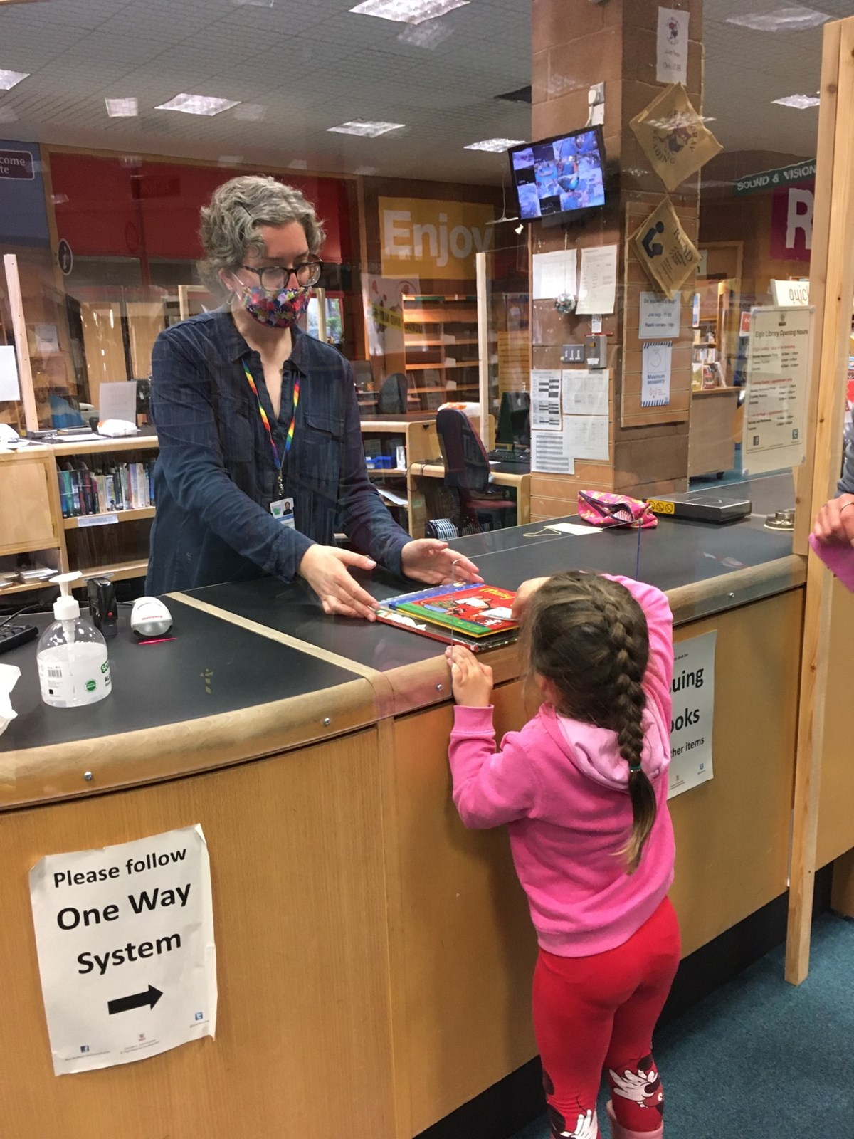 libraries reopen
