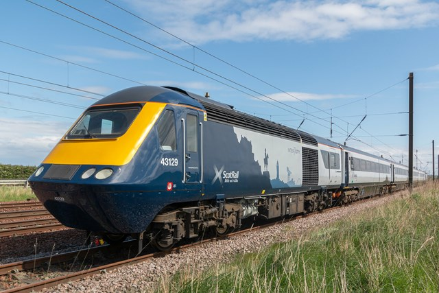 Major £33m investment for Cadder rail yard upgrade: Inter7City HST