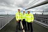 """Business as usual for Forth Road Bridge: Transport - 'Business as usual"""" release"""