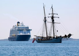 Saga Cruises' Spirit of Discovery in the Isles of Scilly (6) credit Jade Kingham