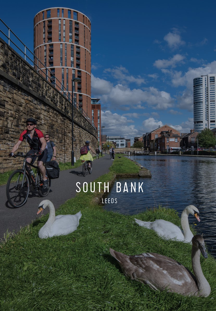 Masterplan for South Bank and remodelled Leeds Station formally adopted by Leeds City Council planners: south-bank-brochurecover-new.jpg