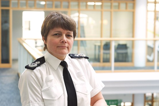 Police and CPS collaboration to drive up performance on rape and serious sexual offences: Sarah-22