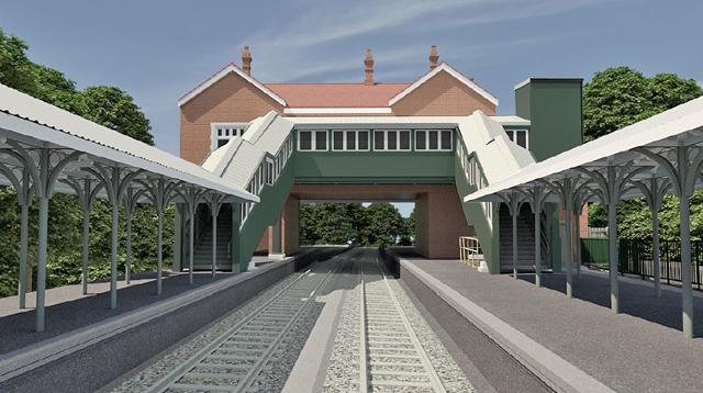 Eridge station 2