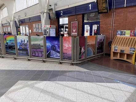 Blackpool North Gateline Artwork  (3)