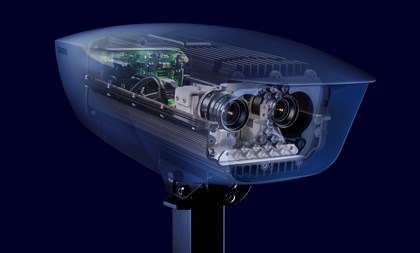 Siemens Mobility receives Home Office Type-Approval for SafeZone II: Siemens Mobility Camera Cutaway