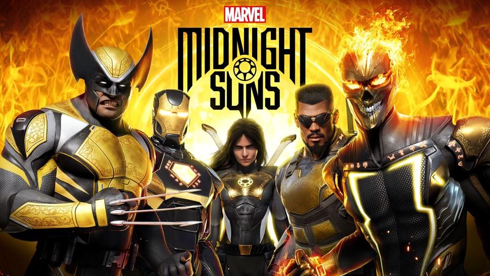 Marvel s Midnight Suns - Key Art Horizontal s